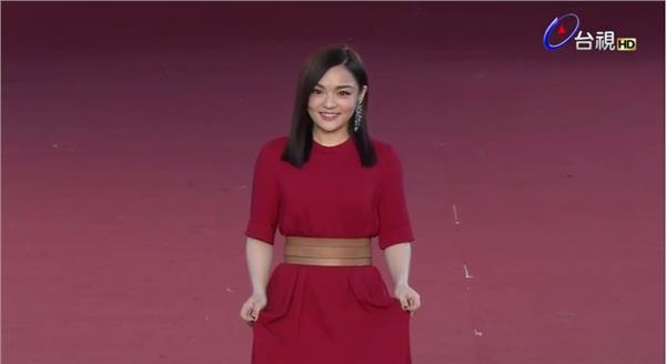 徐佳瑩,金曲26/星光大道/翻攝台視