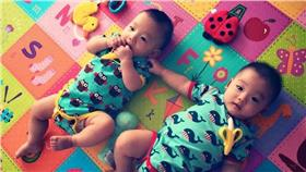 翻攝范瑋琪臉書 飛翔雙胞胎