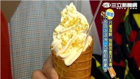 愛玩客/金箔冰淇淋 怎麼那麼奢侈