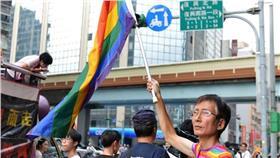 同志大遊行/翻攝自《社團法人台灣伴侶權益推動聯盟》臉書