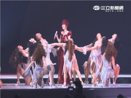 江蕙「祝福」首場演唱會