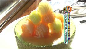 愛玩客/台南泰成水果店哈密瓜瓜冰