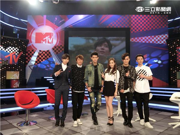 MTV《我愛偶像》「老鷹三帥」