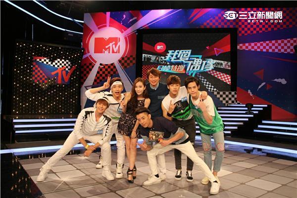 MTV《我愛偶像》N.Flying