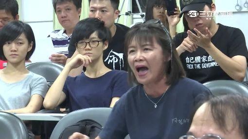 北中南4座談會 場場抗議聲不斷!