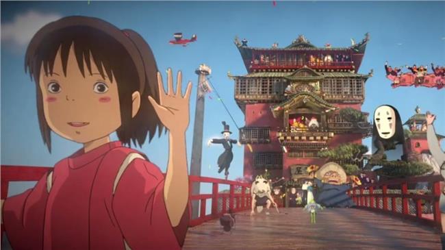 向宮崎駿致敬!3分半回顧經典動畫