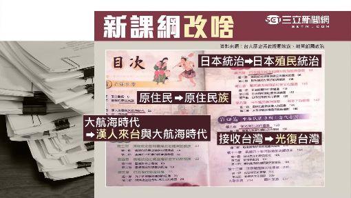 """多元文化變""""大中華"""" 新課綱上路爭議多"""