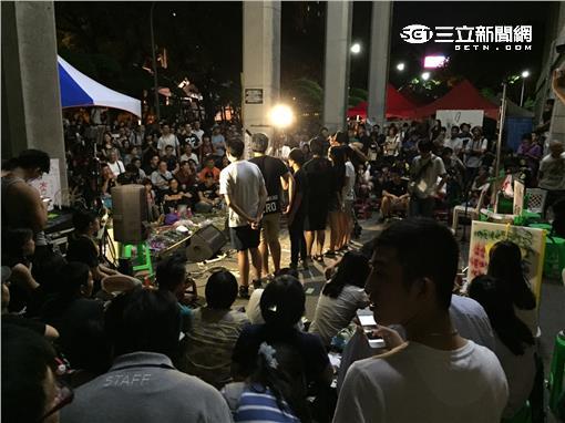 反課綱,教育部(攝影/記者范庭瑄)