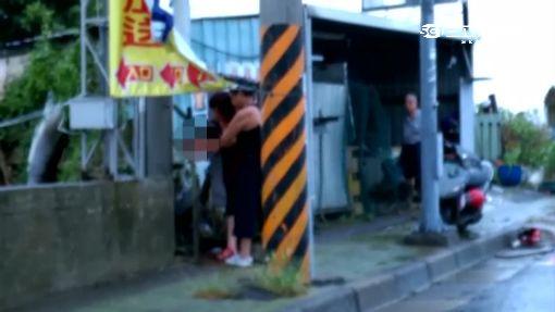 颱風天好友聚會 酒後口角竟持刀互砍