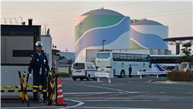 日本,核電廠,川內核電廠(圖/美聯社/達志影像)