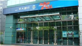 元大銀行(圖/維基百科)