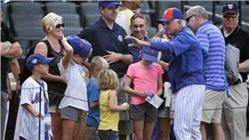 MLB/紐約大都會隊(圖/美聯社/達志影像)