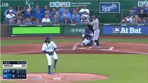 Johnny Cueto(翻攝MLB Network臉書)