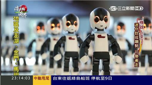 機器人,Robi,組裝,科技,軟體,硬體▲圖/消失的國界