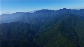 南勢溪空拍,自來水,混濁,看見台灣(圖/翻攝自齊柏林臉書)