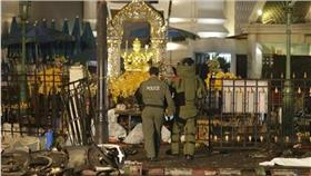 首圖-泰國,軍方,危險區,爆炸 圖/達志影像