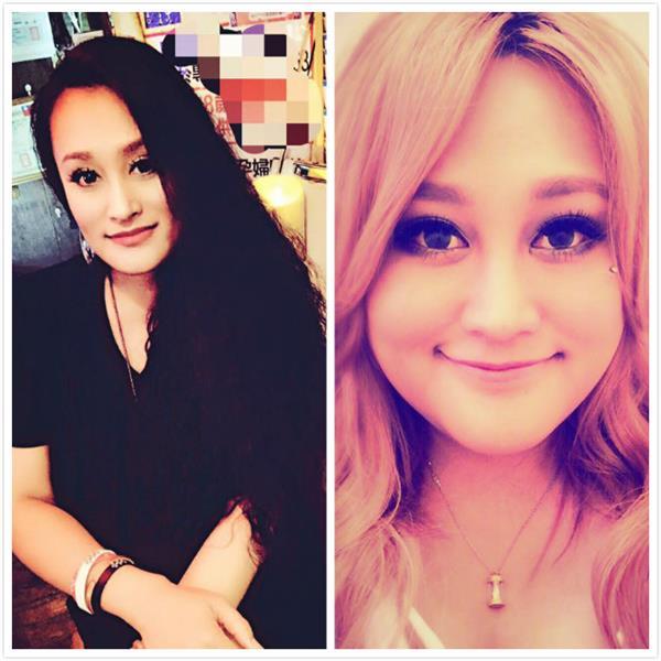 左邊紀曉君、右邊是家家(組成圖/翻攝自紀曉君、家家(Jia)臉書)