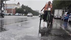津爆,降雨/翻攝自《網易》