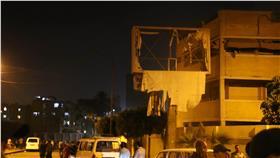 埃及,開羅,爆炸 圖/達志影像/美聯社