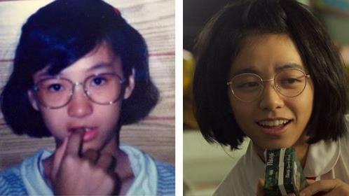 六月,我的少女時代 組圖/翻攝自蔡君茹*六月臉書、我的少女時代臉書