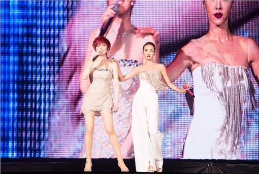 江蕙,祝福,演唱會,張學友,封麥,二姊▲圖/翻攝自江蕙 Jody Chiang臉書