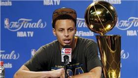 NBA/金州勇士隊Stephen Curry(圖/美聯社/達志影像)