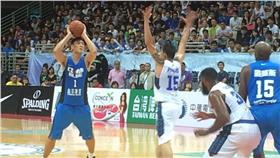 瓊斯杯中華藍VS菲律賓(圖/球迷吳先生提供)