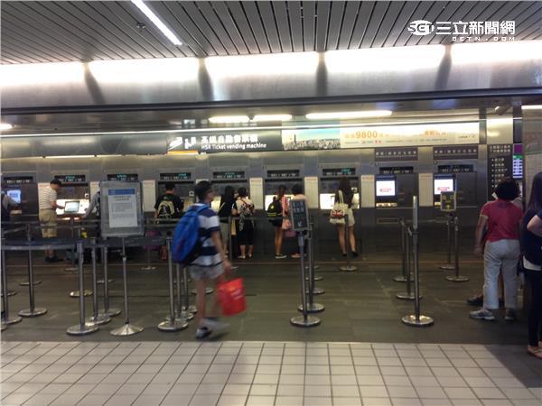 高鐵,台北車站,台北捷運,北捷(民眾小帥哥提供)