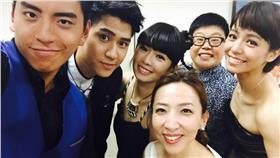 陳玉珊  翻攝臉書 https://www.facebook.com/frankie.chen.official/photos_stream