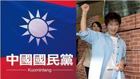 國民黨,洪秀柱(圖/翻攝自中國國民黨臉書、洪秀柱臉書)