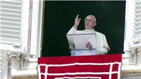 教宗方濟各(Pope Francis)(圖/美聯社/達志影像)