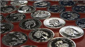 硬幣,錢幣(圖/美聯社/達志影像)