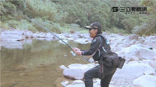 台灣溪魅力!寶島漁很大野溪垂釣特輯