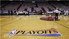 NBA季後賽,球場(ap)