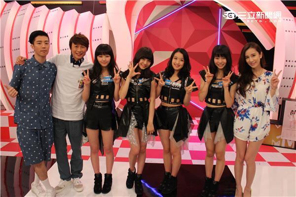 MTV《我愛偶像》東京女子流