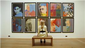 Andy Warhol 圖/達志影像/路透社