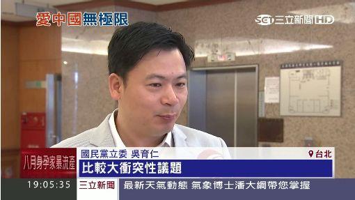 """張瑋珊""""大中國思想"""" 政院工作提倡統一"""