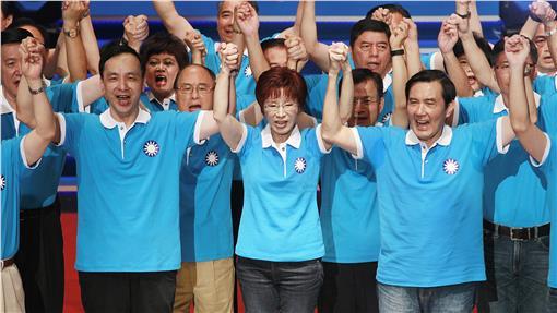國民黨/圖/美聯社/達志影像