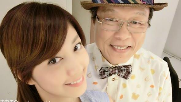 和楊烈共享天倫 韓瑜回憶起過世親爸