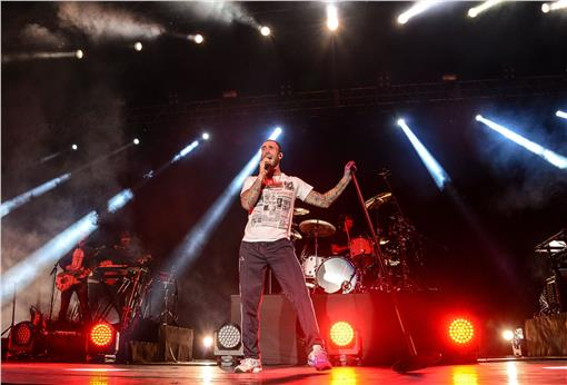 魔力紅,Maroon 5 圖/翻攝自Live Nation Taiwan 理想國演藝臉書