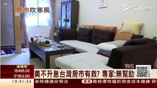 台灣房市不樂觀! 專家:想反轉至少3-5年