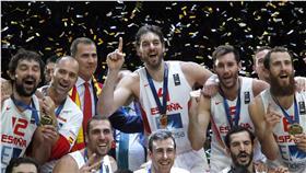 歐錦賽,Pau Gasol,西班牙男籃(ap)