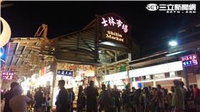 士林夜市(圖/王怡翔攝)