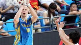 台灣對哈薩克(翻攝自FIBA臉書)