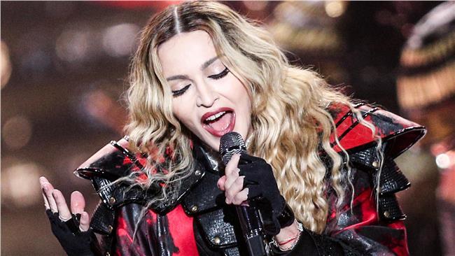 瑪丹娜粗口催票:選希拉蕊我幫你口X