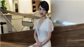 楊丞琳,金鐘,紅毯(圖/翻攝自楊丞琳臉書)