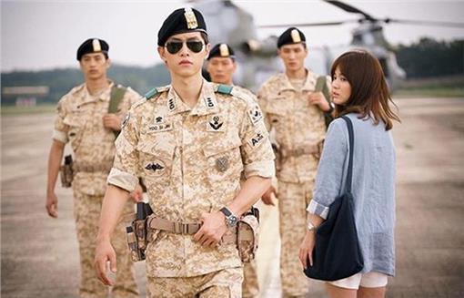 韓劇太陽的後裔/翻攝自KBS