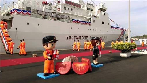 海巡署/海巡署海洋巡防總局第二海巡隊xu03jg