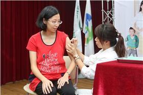流感疫苗(圖/疾管署)