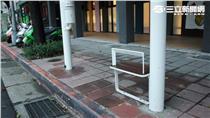 設計之都 公車站牌 16:9 (圖/記者林敬旻攝)